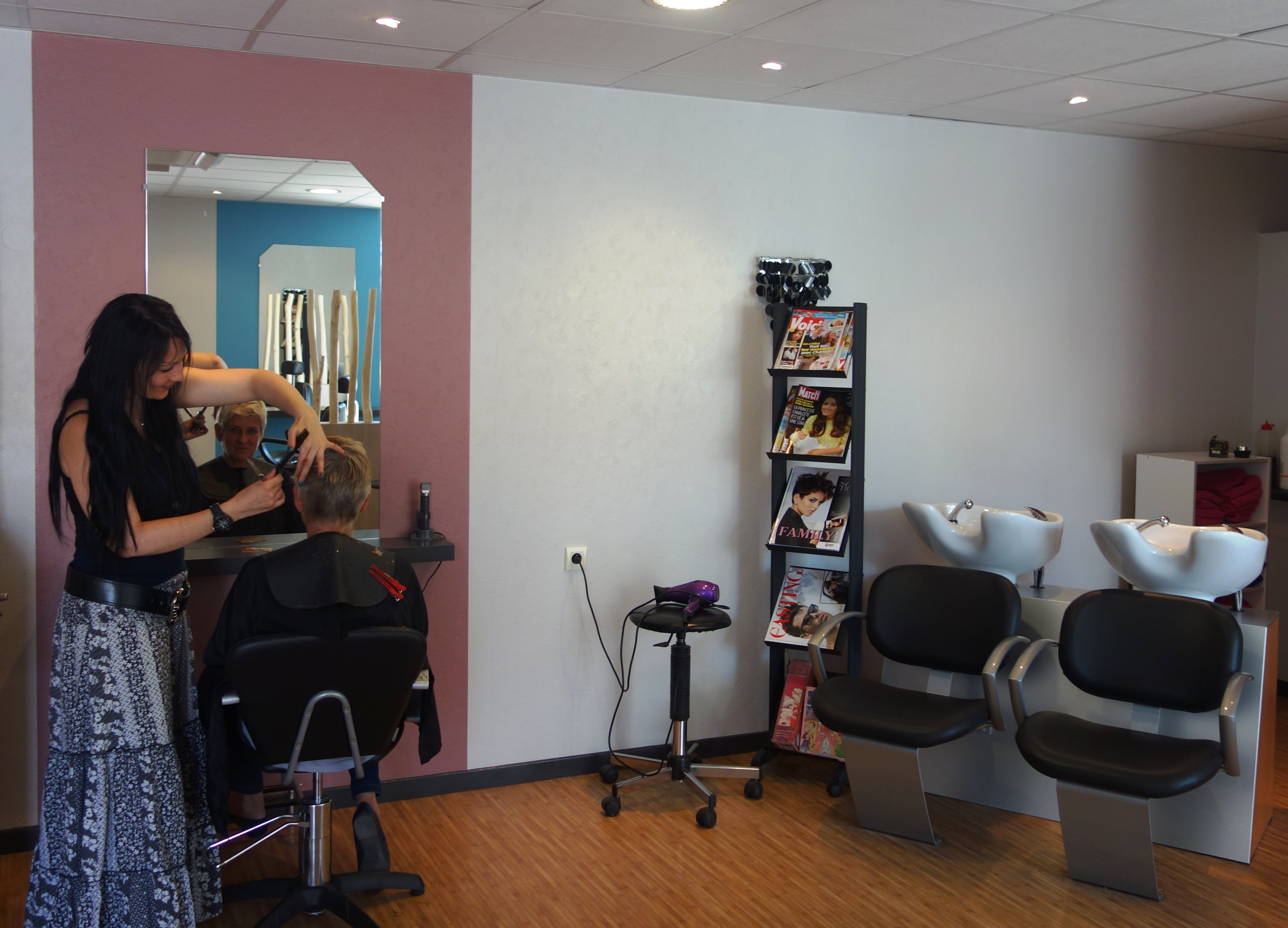 Vie conomique for Salon de coiffure st hilaire